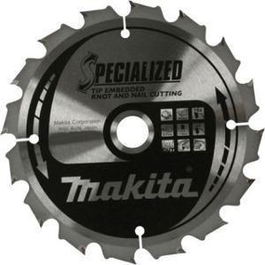 Makita Lama 165x20mm D=16 SPECIALIZED