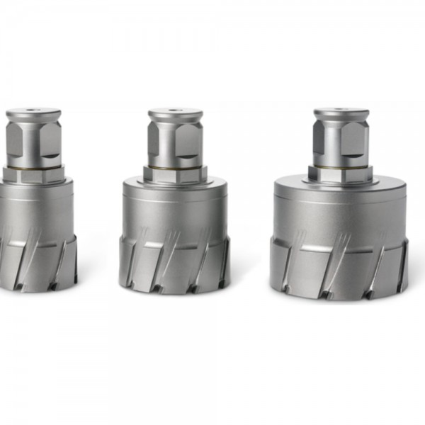 Fein punta a corona HM Ultra 50, D.50 mm, con attacco QuickIN Max/Weldon