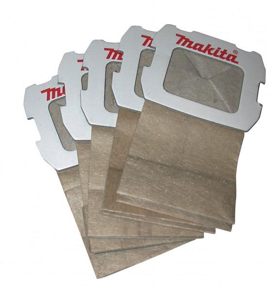 Makita Sacchetto carta, conf. 5 pezzi