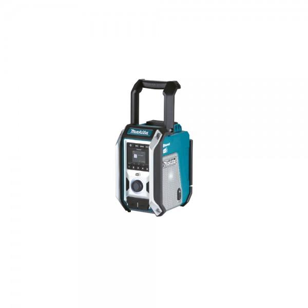 Makita DMR115 Radio da cantiere a batteria, 7,2 - 18 V