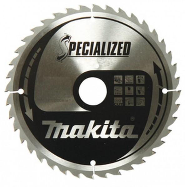 Makita Kreissägeblatt 165x20mm Z=56 SPECIALIZED für Aluminium