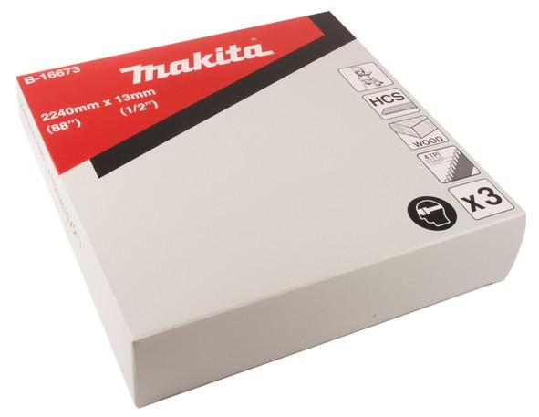 Makita Bandsägeblatt 13x2.240mm 4Z, 1 Stück