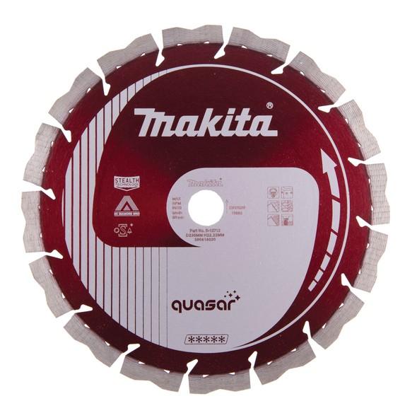 Makita Disco diamantato QUASAR STEALTH 230x22,23mm