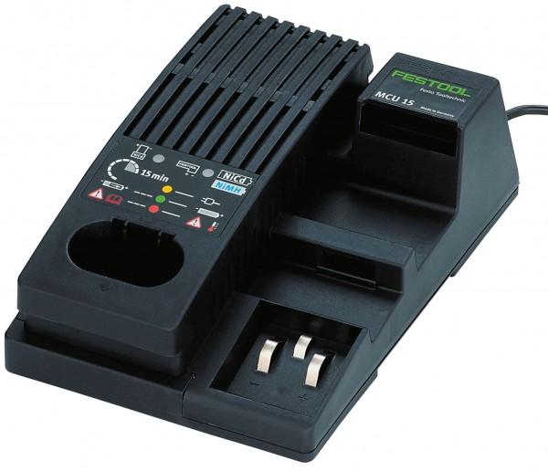 Festool Caricabatterie MCU 15