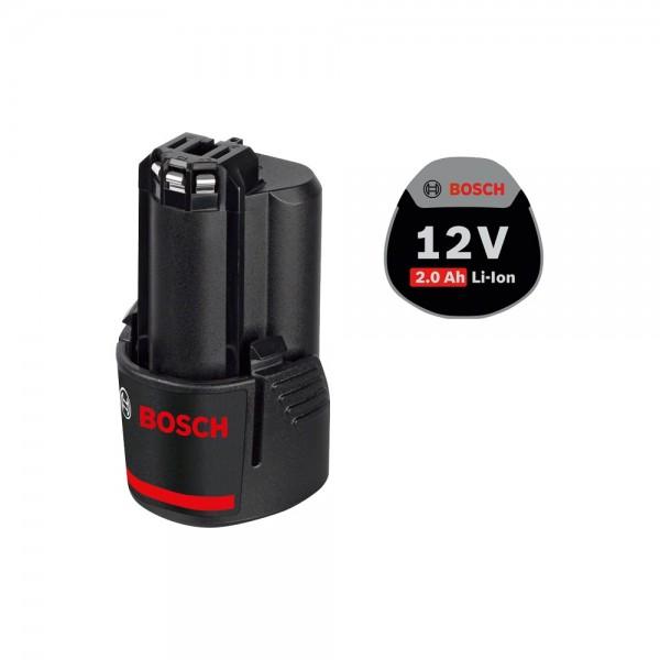 Bosch GBA 12V 2.0Ah Batteria lineare Li-Ion