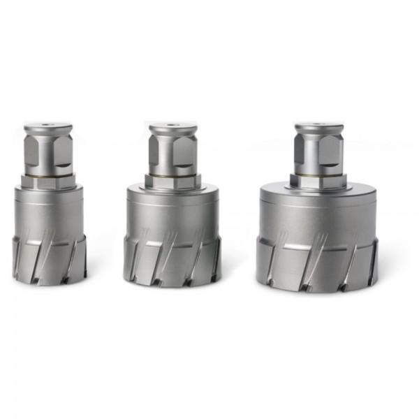 Fein HM Ultra 50 Kernbohrer, D.50 mm, mit QuickIN MAX-/Weldon 32-Aufnahme