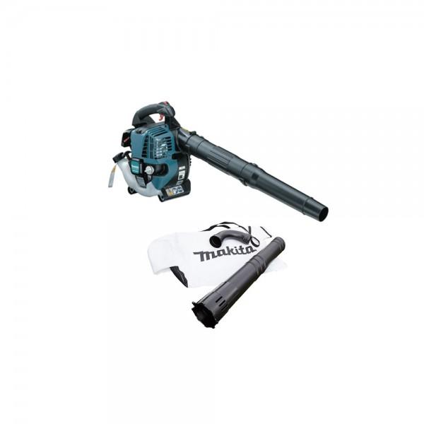 Makita BHX2501V Benzin-Laubbläser 24,5 ccm³ mit Absaugset