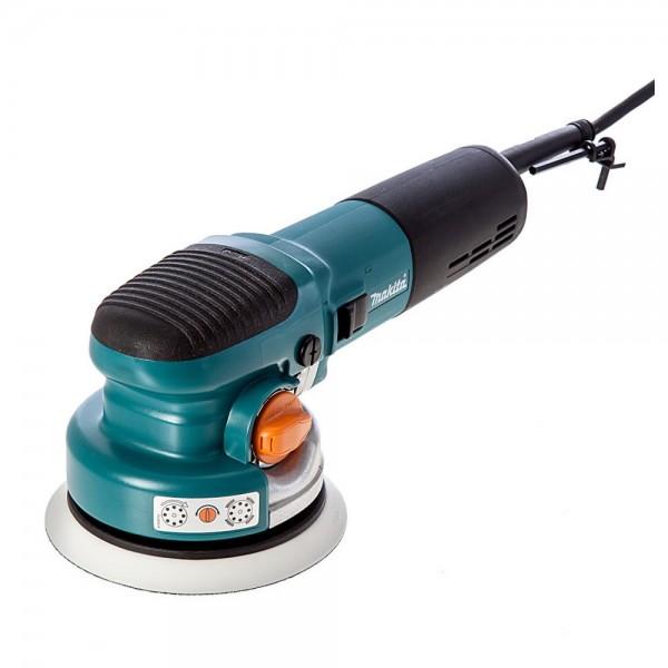 Makita BO6040 150 mm Exzenterschleifer mit Klett
