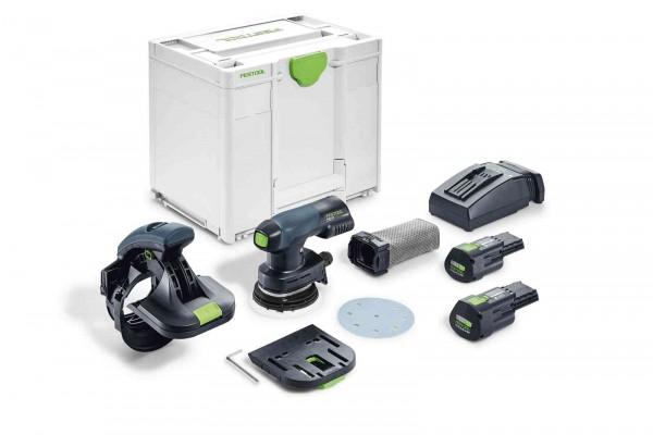 Festool ES-ETSC 125 3,1 I-Plus Levigatrice per bordi a batteria