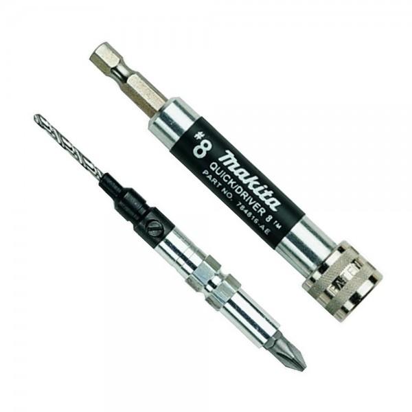 Makita Adapter mit Spitz- und Bohrhalter