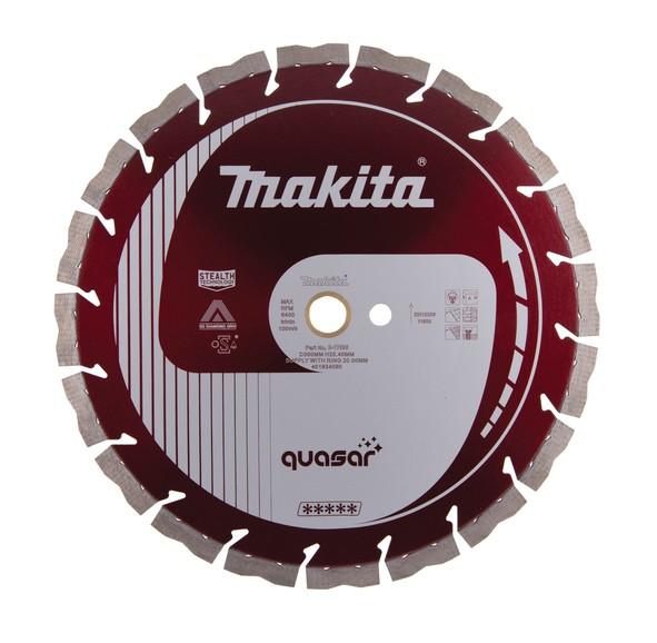 Makita Diamantscheibe QUASAR STEALTH 300x25,4/20mm