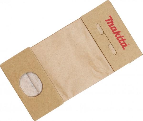 Makita Sacchetto di carta, conf. 5 pezzi