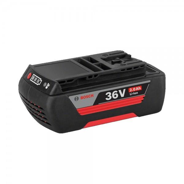 Bosch GBA 36 V 2,0 Ah H-C Batteria ad innesto Li-Ion