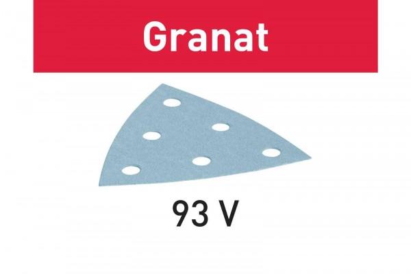 Festool Schleifblatt Granat STF V93/6 P180 GR/100