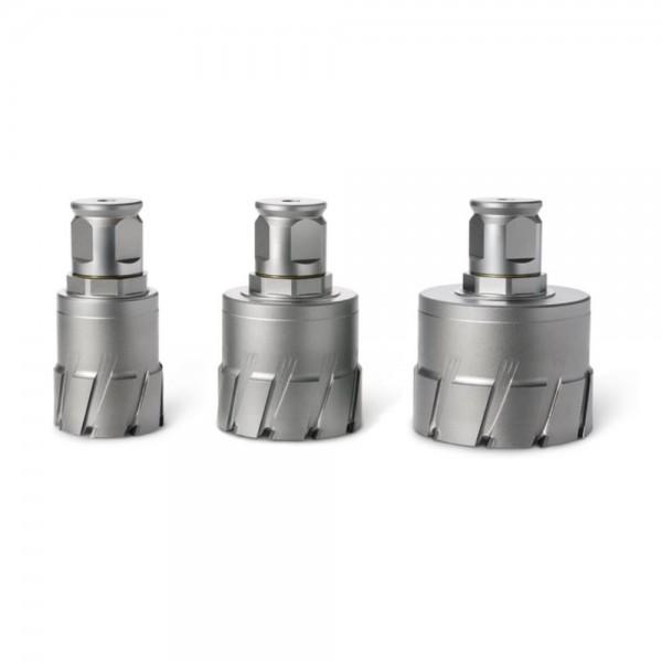 Fein Fresa a corona HM Ultra 50, D.80 mm, QuickIn Max/ Weldon 32