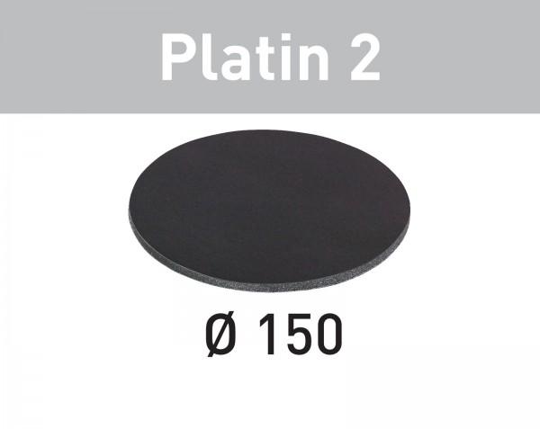 Festool Disco abrasivo Platin 2 STF D150/0 S1000 PL2/15