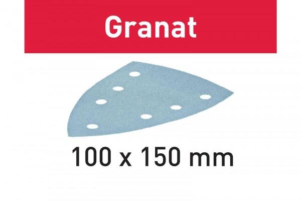 Festool Foglio abrasivo Granat STF DELTA/7 P120 GR/100