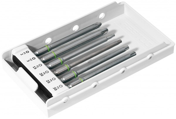 Festool Set inserti CENTROTEC BITS CE SET TL 6X