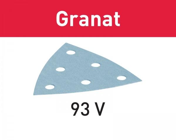 Festool Foglio abrasivo Granat STF V93/6 P60 GR/50