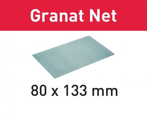 Festool Netzschleifmittel STF 80x133 P100 GR NET/50 Granat Net