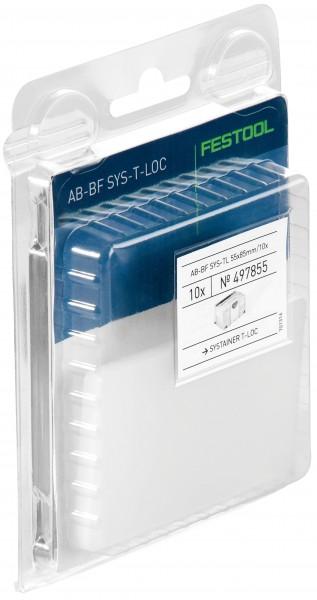 Festool Abdeckung AB-BF SYS TL 55x85mm /10