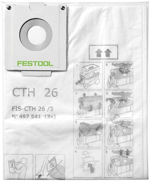 Festool Sicherheitsfiltersack FIS-CTH 26/3